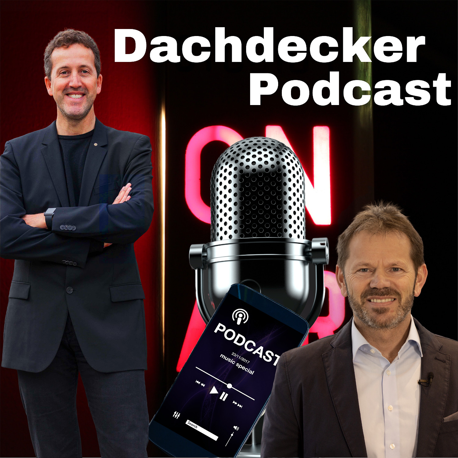 Podcast-Cover Foto